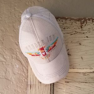 Hat from buckle
